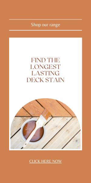 Longest Lasting Deck Stain